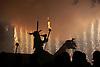Night of Fire during the traditional Fiesta of Saint Bartholomew in Sóller<br /> <br /> Noche de Fuego durante la Fiesta tradicional de Sant Bartolomé (San Bartomeu) en Sóller<br /> <br /> Nacht des Feuers während  der tradtionellen Feierlichkeiten zu Sankt Bartholomäus in Sóller<br /> <br /> 3008 x 2000 px<br /> 150 dpi: 50,94 x 33,87 cm<br /> 300 dpi: 25,47 x 16,93 cm