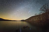 13th Lake Milky Way