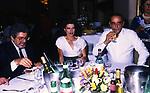 ETTORE SCOLA, FANNY ARDANT E VITTORIO GASSMAN