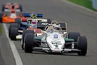 #1 Rosberg Williams