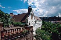 Deutschland, Baden-Württemberg, Kloster vom heiligen Grab in Baden-Baden