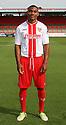Darius Charles of Stevenage<br />   Stevenage FC Team Photoshoot - Lamex Stadium, Stevenage - 16th July, 2013<br />  © Kevin Coleman 2013