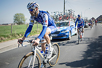 Last round for triple Ronde winner Tom Boonen (BEL/Quick-Step Floors) today<br /> <br />  101th Ronde Van Vlaanderen 2017 (1.UWT)<br /> 1day race: Antwerp › Oudenaarde - BEL (260km)