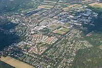Deutschland, Schleswig- Holstein, Wentorf Sued, Konversions Gebiet, Kaserne, Bismark Kaserne