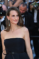 CANNES, FRANCE. July 8, 2021: Camille Cottin at the Stillwater Premiere at the 74th Festival de Cannes.<br /> Picture: Paul Smith / Featureflash