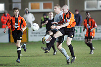 Grays Athletic vs Barnet at the New Rec 18/01/05 - MANDATORY CREDIT: Gavin Ellis/TGSPHOTO