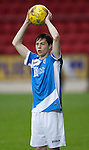 St Johnstone FC U20's Season 2016-17<br />