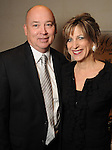 Linda Head and Dr. Steve Head at Celebrating 40 Years: University of Houston- Downtown Gala at the JW Marriott Downtown Friday Jan. 23,2015.(Dave Rossman For the Chronicle)
