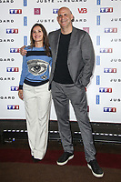 VIRGINIE LEDOYEN, HARLAN COBEN - PHOTOCALL 'JUSTE UN REGARD' AU CINEMA GAUMONT MARIGNAN A PARIS, FRANCE, LE 11/05/2017.