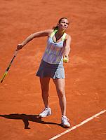 02-06-13, Tennis, France, Paris, Roland Garros,  Roberta Vinci