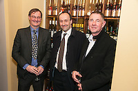 From left are Graham Hicks, Owen Matthias and Andrew Butler