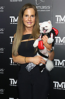 FT. LAUDERDALE, FL - FEBRUARY 28, 2021 - Milk The Pom Star attends Floyd Mayweather's futuristic 44th birthday party at The Venue on February 18, 2021 in Fort Lauderdale, Florida. Photo Credit: Walik Goshorn/Mediapunch