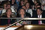 Queen Sofía in Commemorative Concert 50th anniversary of FEAPS. October 31, 2014. (ALTERPHOTOS/Emilio Cobos)