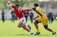 190930 Rugby - NZ Schools Barbarians v Australia Schools
