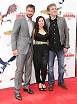 America Ferrera,Gerard Butler & Craig Ferguson at the Dreamwork Pictures' Premiere How to Train Your Dragon held at Gibson Universal in Universal City, California on March 21,2010                                                                   Copyright 2010  DVS / RockinExposures