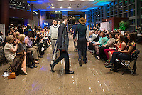 Gent! men's fashion show presented by Brainchild Events at Mungenast Lexus in St. Louis, MO on Feb 26, 2015.