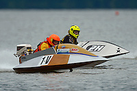 1-V and 2-H  (Outboard Runabout)