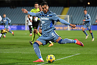 Jose Luis Palomino of Atalanta BC in action during the Serie A football match between Spezia Calcio and Atalanta BC at Dino Manuzzi stadium in Cesena (Italy), November 20th, 2020. Photo Andrea Staccioli / Insidefoto