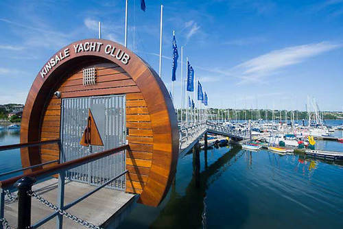 Kinsale Yacht Club is West Cork has retained its Blue Flag status for 2021