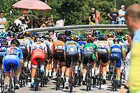 11th September 2021: Trento, Trentino–Alto Adige, Italy: UEC Road European Womens Elite Cycling Championships; The peloton