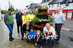Barradubh Tidy towns committee members with one of the pollinator pots they have installed in the village Jim Healy, Eric Muhere-Bowler, Aban Murphy, Ger Murphy. Back row: Janice Muhere, Con Murphy Claire Brosnan, David Murphy, Stuart Kelly