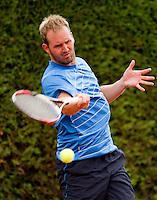 18-08-10, Tennis, Amstelveen, NTK, Nationale Tennis Kampioenschappen, Michel Koning
