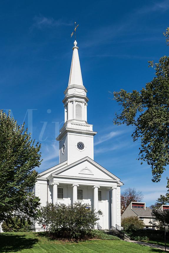 Helen Hills Hills Chapel, Smith College, Northampton, Massachusetts, USA.