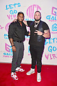 """MIAMI, FL - APRIL 23: Rapper Highlight and Ray Nelson (L) attend the official Premiere and debut of Jaquae and Highlight music video release """"Movie"""" at Gallery House Miami on April 23, 2021 in Miami, Florida.  ( Photo by Johnny Louis / jlnphotography.com )"""