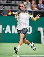 12-02-13, Tennis, Rotterdam, ABNAMROWTT,Thiemo de Bakker