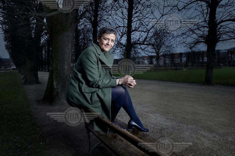 Margrethe Vestager, the European Commissioner for Competition.