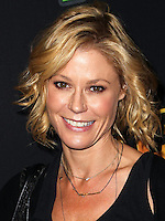 """CENTURY CITY, CA, USA - SEPTEMBER 27: Julie Bowen arrives at the Los Angeles Screening Of Disney XD's """"Star Wars Rebels: Spark Of Rebellion"""" held at the AMC Century City 15 Theatre on September 27, 2014 in Century City, California, United States. (Photo by Celebrity Monitor)"""