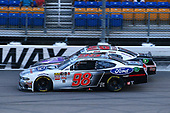 #98: Chase Briscoe, Stewart-Haas Racing, Ford Mustang Ford Performance and #20: Christopher Bell, Joe Gibbs Racing, Toyota Supra Rheem