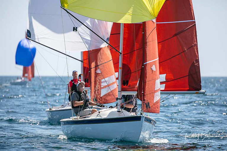 The rescheduled Squib National Championships incorporating the Irish Squib National Championships will sail from Kinsale Yacht Club from 19th to 24th June 2022.