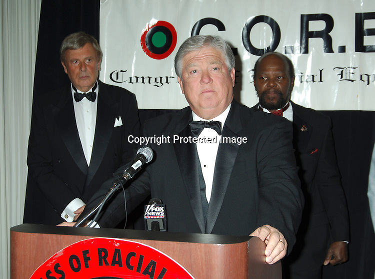 Governor Haley Barbour of Mississippi ..at The 22nd Annual Congress of Racial Equality Martin Luther King Awards Dinner  on January 16, 2006 at The New York Sheraton Hotel and Towers.  Usher was honored and the People of Mississippi were honored for the strides they have made in race relations, which was accepted by Governor Haley Barbour. ..Photo by Robin Platzer, Twin Images