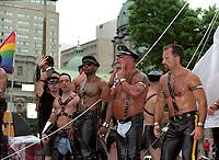 FILE -  le defile de la fierte gai, a Montreal (date inconnue circa 1995)<br /> <br /> <br /> PHOTO  :  Agence Quebec Presse