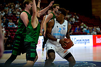 GRONINGEN - Basketbal, Donar - Groen Uilen, voorbereiding seizoen 2021-2022, 21-08-2021,  Donar speler Donte Ingram