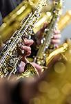 CHS jazz band @ Digi