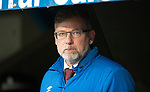 St Johnstone v Hearts…23.12.17…  McDiarmid Park…  SPFL<br />Craig Levein<br />Picture by Graeme Hart. <br />Copyright Perthshire Picture Agency<br />Tel: 01738 623350  Mobile: 07990 594431