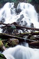 Hidden Falls, Southeast Alaska, USA