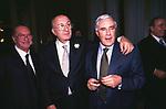 CIRIACO DE MITA CO FRANCO MARINI- MATRIMONIO FLORIANA DE MITA  ROMA 1998
