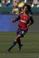 Medhi Ballouchy. The Los Angeles Galaxy defeated Real Salt Lake, 3-2, at the Home Depot Center in Carson, CA on Sunday, June 17, 2007.