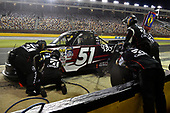 NASCAR Camping World Truck Series<br /> North Carolina Education Lottery 200<br /> Charlotte Motor Speedway, Concord, NC USA<br /> Friday 19 May 2017<br /> Kyle Busch, Cessna Toyota Tundra<br /> World Copyright: Rusty Jarrett<br /> LAT Images<br /> ref: Digital Image 17CLT1rj_3971
