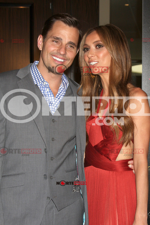 Bill Rancic and Giuliana Rancic at the Alliance for Women in Media Foundation's 37th Annual Gracie National Awards at The Beverly Hilton Hotel on May 22, 2012 in Beverly Hills, California. ©mpi28/MediaPunch Inc.