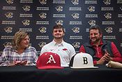 Bentonville Baseball signings 11/08/2017