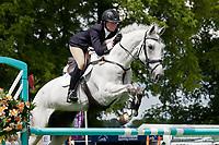 AUS-Emma Dougall (KELECYN ICE AGE) 2012 GBR-Equi-Trek Bramham International Horse Trial - Saturday CIC***-SJ: INTERIM-36TH