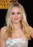 Kristen Bell at The 2009 American Music Awards held at The Nokia Theatre L.A. Live in Los Angeles, California on November 22,2009                                                                   Copyright 2009 DVS / RockinExposures