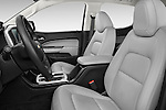 Front seat view of a 2017 Chevrolet Colorado LT Crew Cab Long Box 4 Door Truck Front Seat car photos