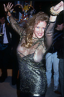 Sally Kirkland 1990<br /> Photo By Adam Scull/PHOTOlink.net