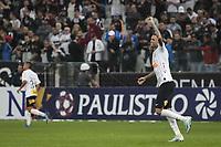 Sao Paulo (SP), 23/01/2020 - Corinthians-Botafogo - Luan comemora segundo gol. Corinthians e Botafogo, durante partida valida pela primeira rodada do campeonato paulista 2020, na Arena Corinthians, zona leste da capital, na noite desta quinta-feira (23). (Foto: Ale Frata/Codigo 19/Codigo 19)