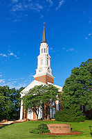 Memorial Chapel, University of Maryland, College Park, Maryland, USA